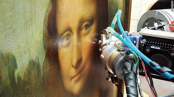 x荧光光谱技术揭示《蒙娜丽莎》着色之谜