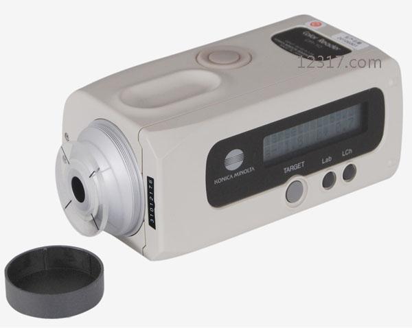 ...色差计 美能达CR10 物理特性分析仪器 物理光学仪器 测色...