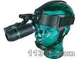 夜视仪白俄罗斯yukon NVMT4 1X24单筒头盔