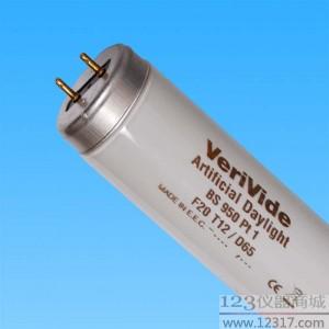 D65灯管 VeriVide Artificial Daylight F20T12/D65 MADE IN E.E.C. 60cm