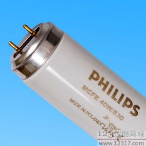 TL83灯管 PHILIPS MCFE 40W/830 MADE IN POLAND 120cm Marks&Spencer指定
