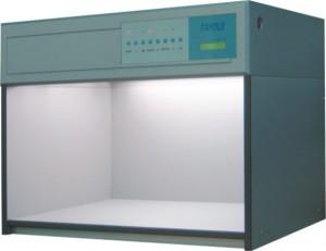 CAC-600-7七光源 标准光源对色灯箱