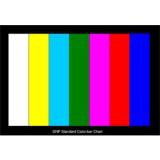 DNP Standard Color-bar Chart