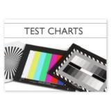 透射式德国爱莎测试卡系列(二) Esser Test Charts