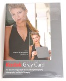 柯达灰卡 柯达白平衡灰卡 美国原装专业白平衡灰卡 Kodak Gray Card