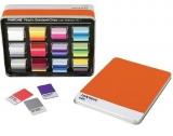 彩通塑胶标准色片精选1册  PSCCC01