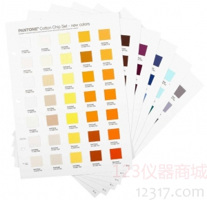 TCX色卡 - 色票版手册补充版 FHIC410