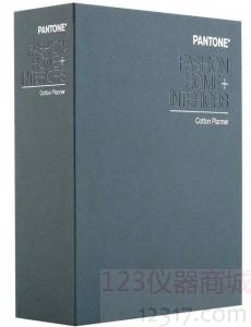 TCX色卡 -PANOTNE 棉布版策划手册(TCX色卡 棉布版)FHIC300