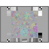 纹理测试卡-枯叶图