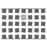 SFRplus透射测试卡(镀锘玻璃)