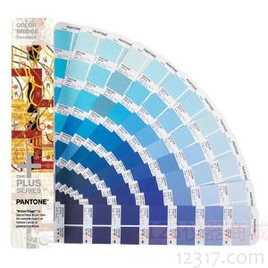 彩通色彩桥梁色卡GG6104哑面胶版纸